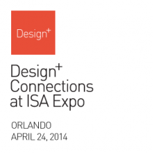 Graphic for Design Connections at ISA 2014
