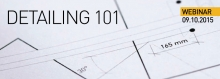 Detailing 101 Webinar
