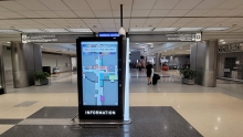 cquire Digital, Flyin' High Signs, and Gable Partner to Deploy Smart Wayfinding Kiosks at Hartsfield