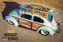 "Avery Dennison ""Wrap Like A King"" Challenge Opens"
