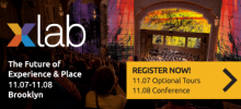 The Future of Experience & Place: 2019 SEGD Xlab, Brooklyn, Nov. 7-8