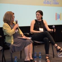 Speakers at the 2018 SEGD Academic Summit