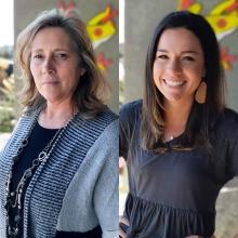 iZone welcomes New Hires Sheala Cina and Paula Estes