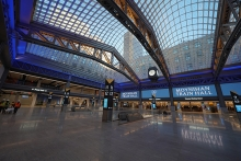 New York City's Moynihan Train Hall Opens, Featuring Digital Integration by ANC