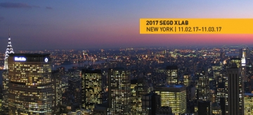 Register now to attend 2017 SEGD Xlab