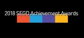 2018 SEGD Fellow and Achievement Award Winners Announced