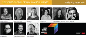 2019 SEGD Global Design Awards Jury Announced