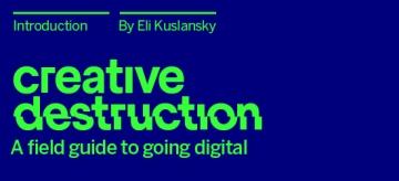 Creative Destruction Introduction Graphic