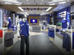 Blue Jays store by Shikatani Lacroix