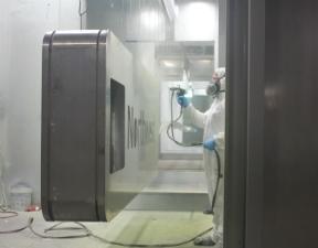 Bunting Adds New Kynar coating line