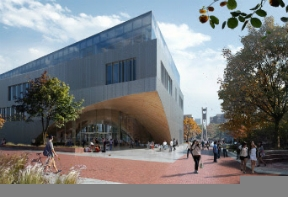 Cloud Gehshan to Sign Temple Library