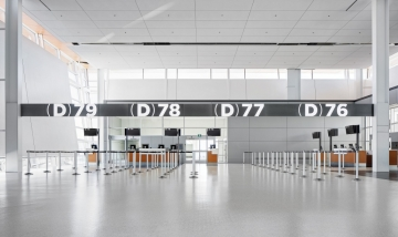Calgary Airport Signage and Wayfinding