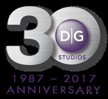 30 years of D|G Studios, Inc.