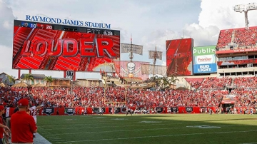 17 Consecutive Years of Daktronics Products Used at Football's Big Game