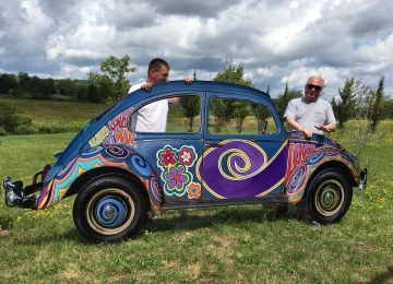 Direct Embed Helps Celebrate the 50th Anniversary of Woodstock