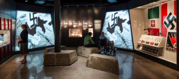 """""""Arsenal of Democracy: The Herman and George Brown Salute to the Home Front"""" at the National World War II Museum"""