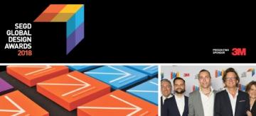 2018 SEGD Global Design Awards Set to Open for Entries on Dec. 1