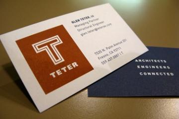 Photograph of Taylor Teter Partnership rebranding