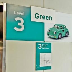 HOK: Making Parking Garages More Fun
