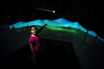 """Ideum Collaborates on """"In Tune with Nature"""" with Cayton Children's Museum"""