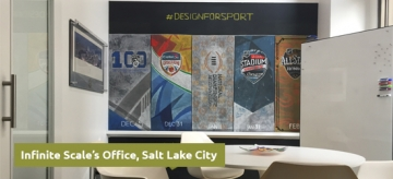 Infinite Scale's Office in Salt Lake City
