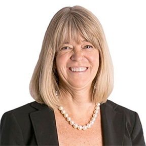 Headshot of Janet Martin, Principle of Architecture at Stantec