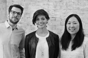Erik Herter, Andreina Carrillo, Sherry Leung (Poulin + Morris)