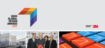 Congratulations to the winners of the 2017 SEGD Global Design Awards!