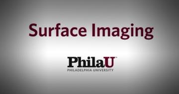 MS in Surface Imaging, Philadelphia University