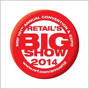 Graphic for the NRF Retail Big Show 2014