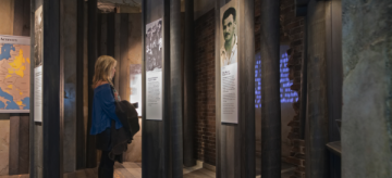 Illinois Holocaust Museum's Four New Immersive Galleries
