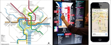 Images for Static-to-Digital Mobile-Wayfinding