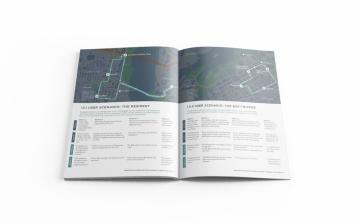 Unified Pedestrian Wayfinding for Ottawa-Gatineau