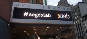 Image of Marquee at Xlab