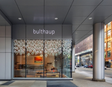Bulthaup Toronto Presents Cave Art by Udo Schliemann