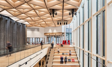 National Arts Centre's Sesquicentennial Expansion