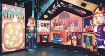 Photo of Musical Christmas Murals