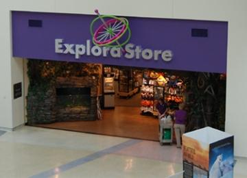 Photo of ExploraStore storefront