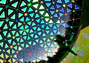 Photo of the Radiance Dome