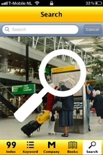 """image of """"99 do's and don'ts of wayfinding"""" app"""