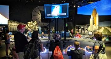 Ideum Reimagines Interactive Exhibits with Smithsonian NASM