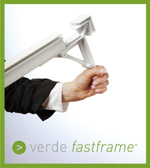 photo of verde fastframe