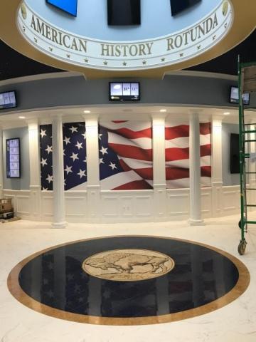 Buffalo Pacific Virtual Reality Center