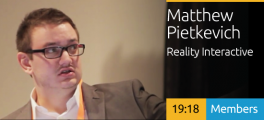 Matthew Pietkevich: Connecting Customers