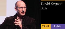 David Kepron - Transforming Retail