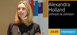 Alexandra Holland - Corporate Visitor Experiences