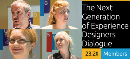 The Next Generation of Experience Designers - Dialogue