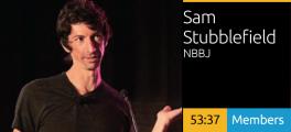 Sam Stubblefield - Shaping Public Space