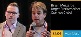 Bryan Meszaros + Roger Starkweather - Trend Opportunities