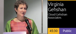 Virginia Gehshan - Lessons from Healthcare Wayfinding: Human Factors + Building A User-centered Experience